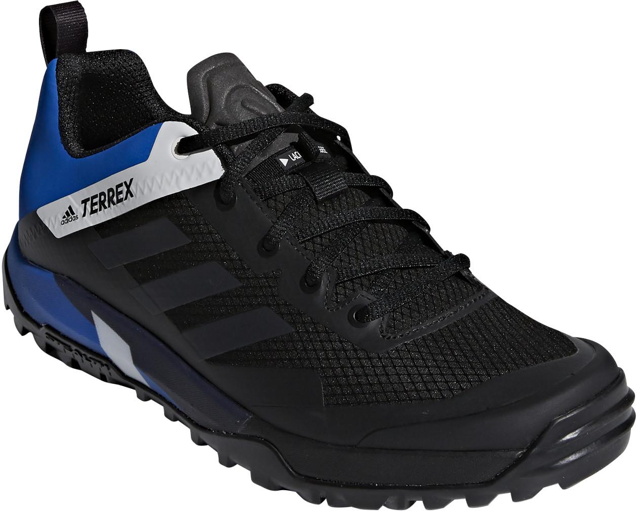 Shoes Adidas Terrex Trail Cross SL (Black, Blue) • price 128