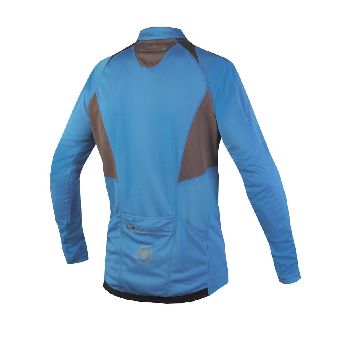 Endura Hummvee II Long Sleeve Blue Cycling Jersey £34.99 7528d11ce
