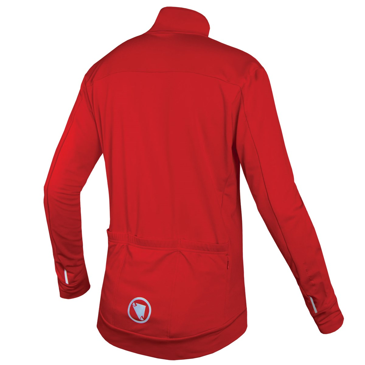 Endura Xtract Roubaix Red Long Sleeve Cycling Jersey £59.99 14cce2c63