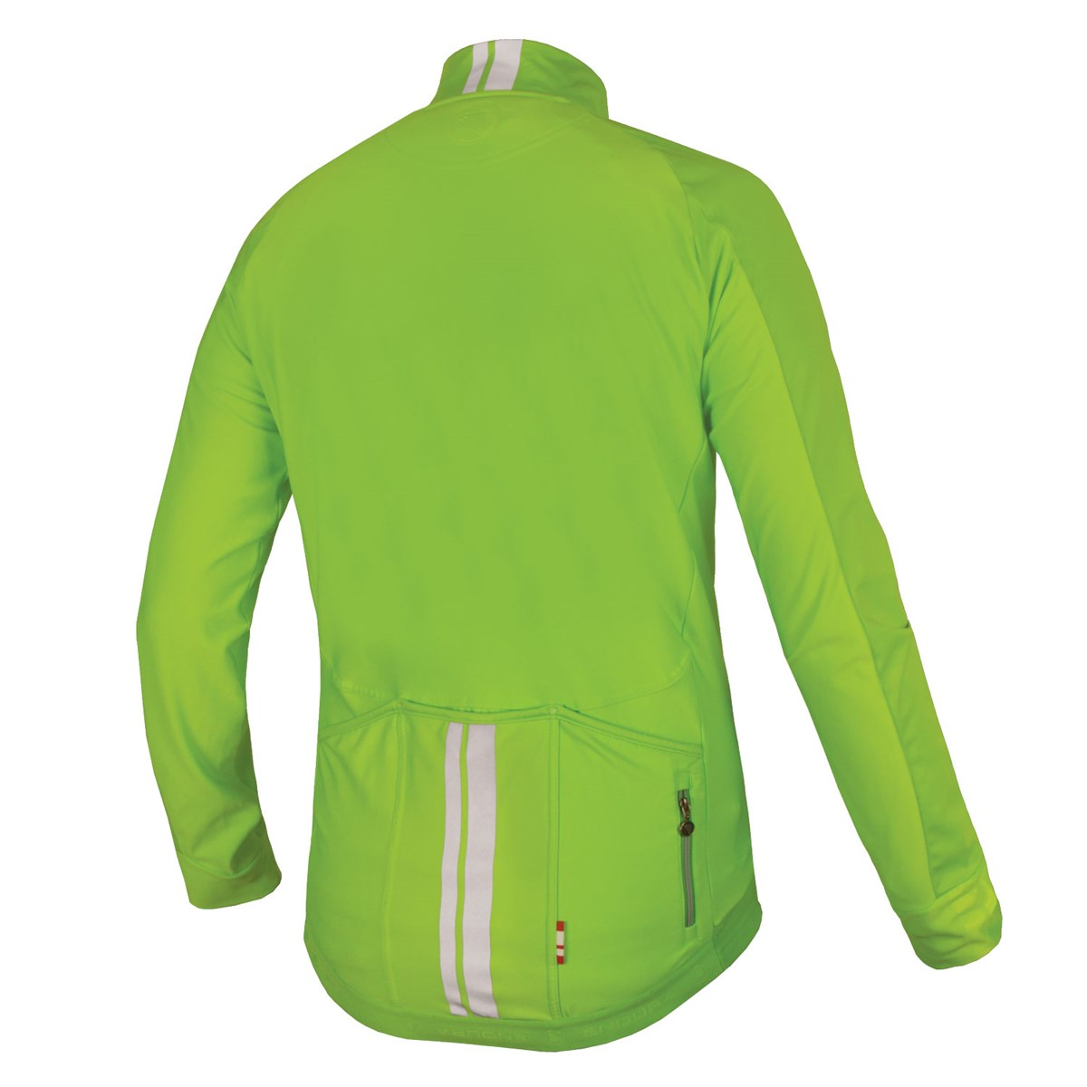 b35bebada Endura FS260-Pro Jetstream Long Sleeve Hi-Viz Green Cycling Jersey ...