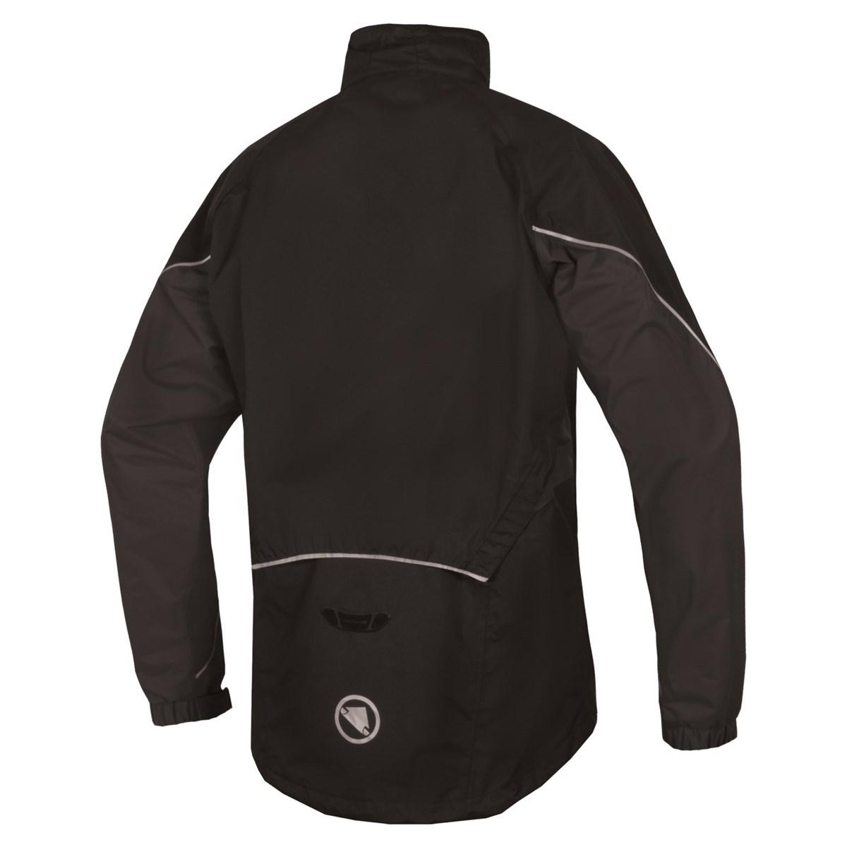 afe6932d2 Endura Hummvee Convertible Black Waterproof Cycling Jacket £99.99