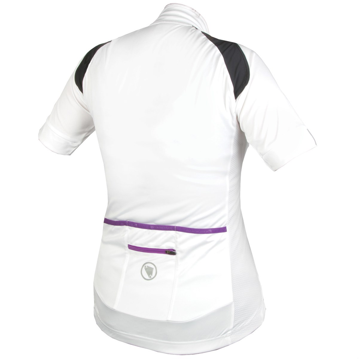 Endura Womens Hyperon White Short Sleeve Cycling Jersey £42.99 bf21852a5