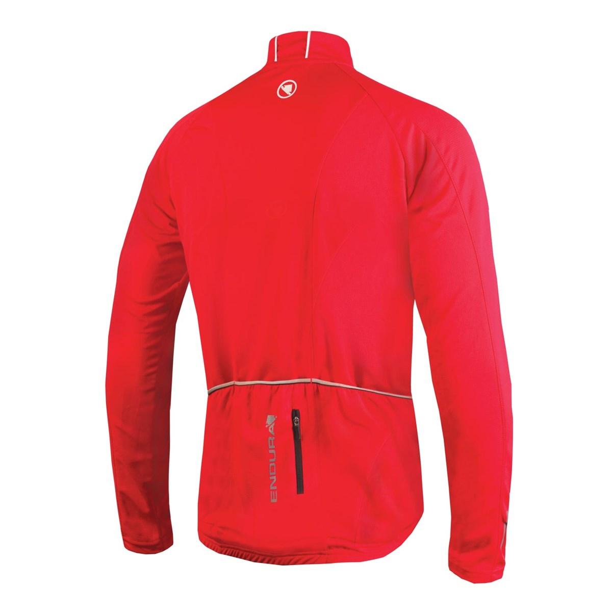 Endura Xtract Long Sleeve Red Cycling Jersey £33.99 28d0ba5ab