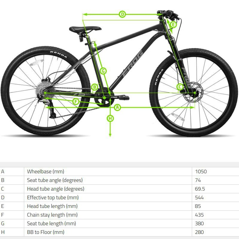 1204bc938 Description. Season   Code   FR6903MTB. Weight   0KG. The newly developed Frog  mountain bikes ...