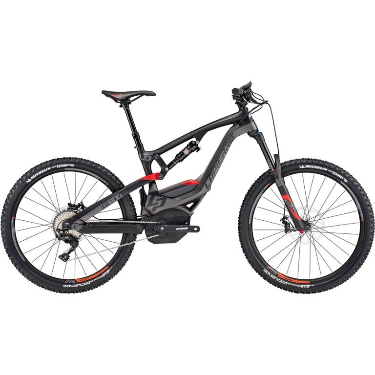 Lapierre 2017 Overvolt AM 800 Carbon Full Suspension