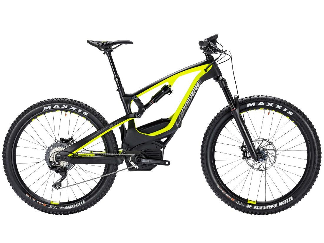 Lapierre 2018 Overvolt AM 800+ Carbon Full Suspension