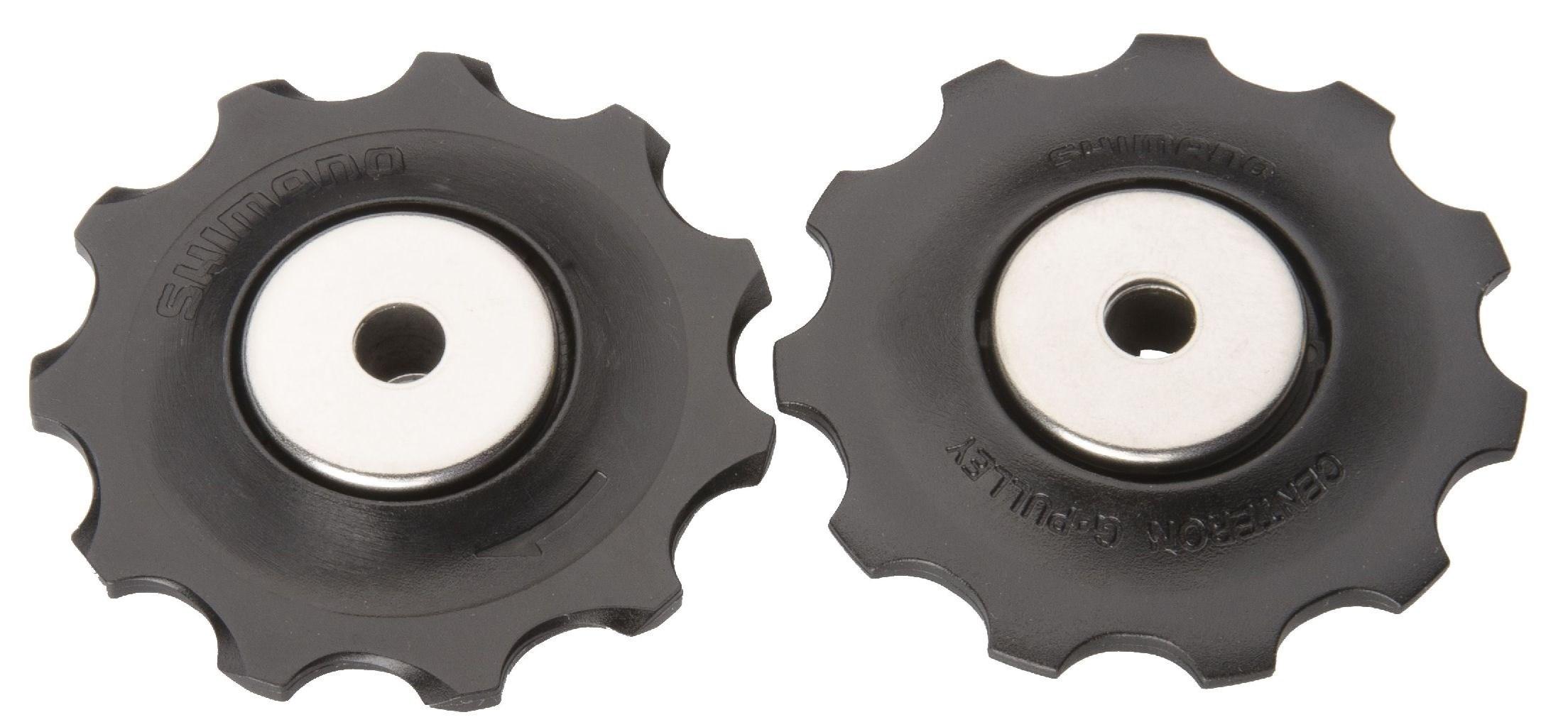 0b38fb12113 Shimano RD-6700 Guide and Tension Pulley Set Jockey Wheels £14.99